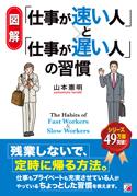 〈図解〉 「仕事が速い人」と「仕事が遅い人」の習慣