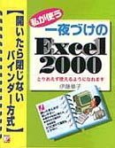 私が使う 一夜づけのExcel 2000