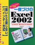 一夜づけのExcel2002 ~WindowsXP対応~